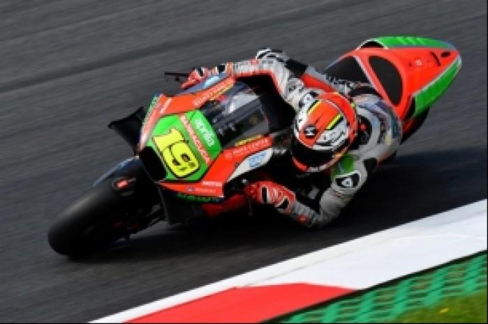Bautista GP Austrii Romano Albesiano