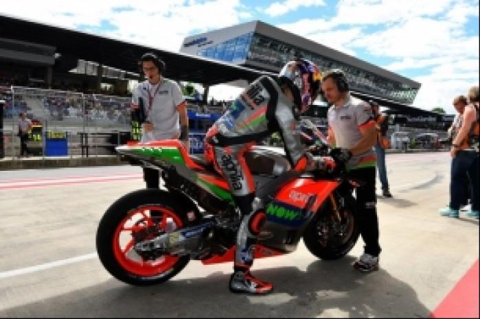 Bradl GP Austrii