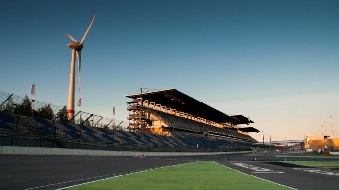 Lausitzring Circuit