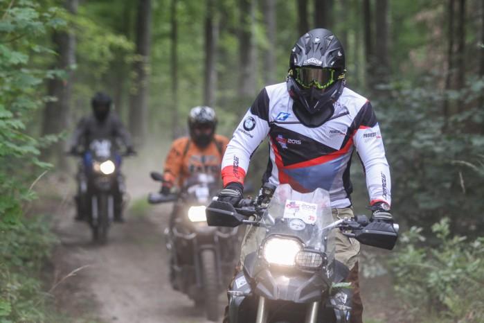 w lesie bmw gstrophy 2016