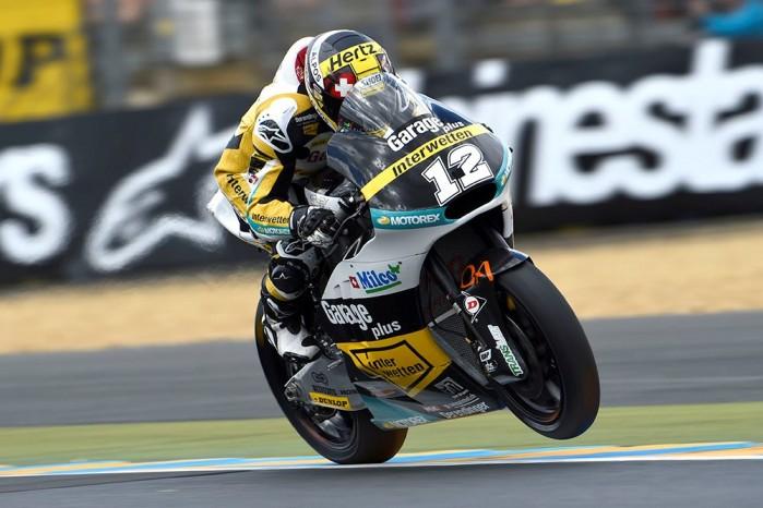 Moto2 Tom Luthi