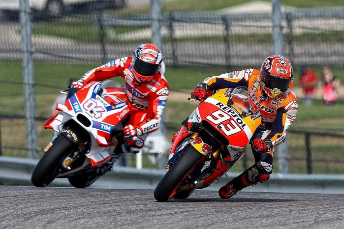 Grand Prix Ameryk 2016 Marquez