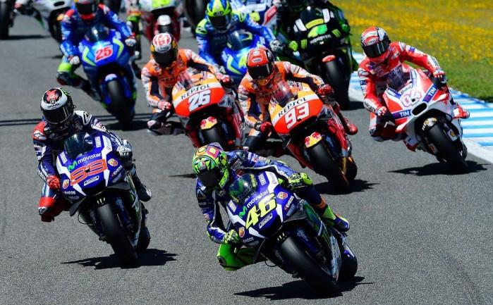 Grand Prix Hiszpanii start