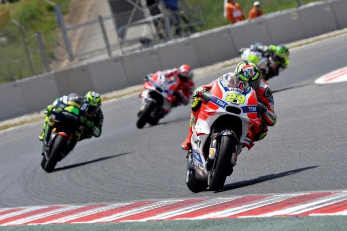 Iannone motogp 2016 barcellona