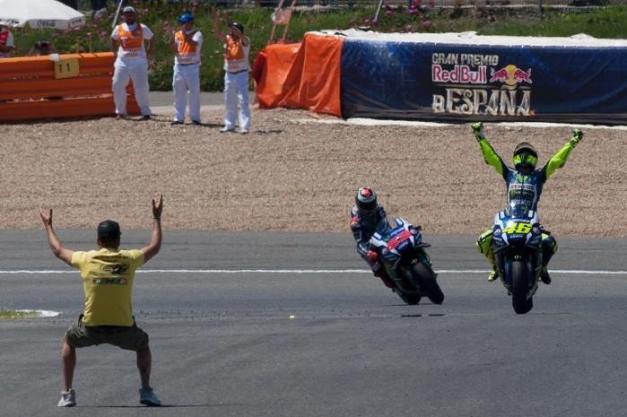 Radosc Grand Prix Hiszpanii
