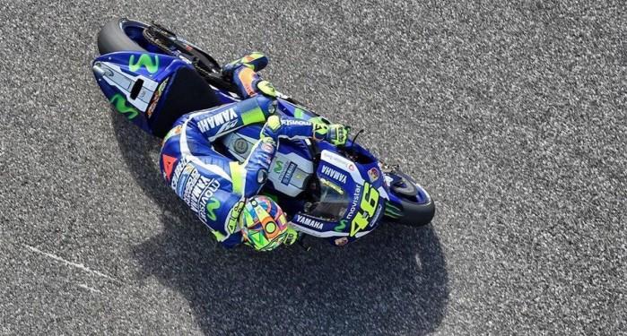 Rossi Grand Prix Ameryk 2016