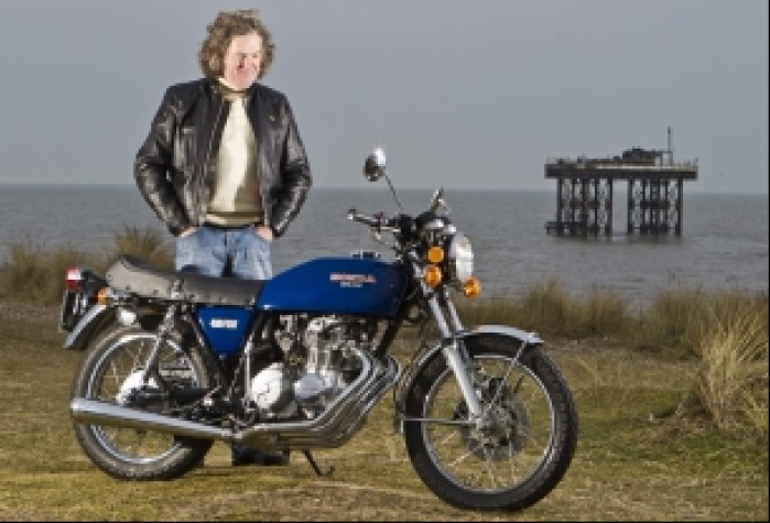James May Honda