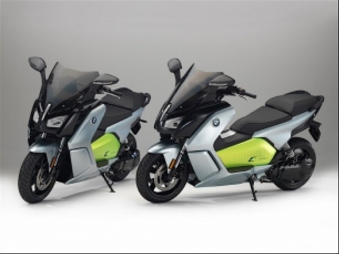 bmw c evolution electric