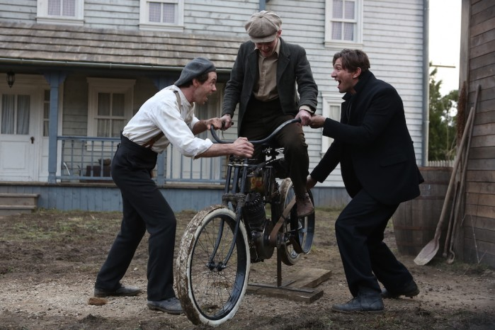 harley and the davidsons serial discovery