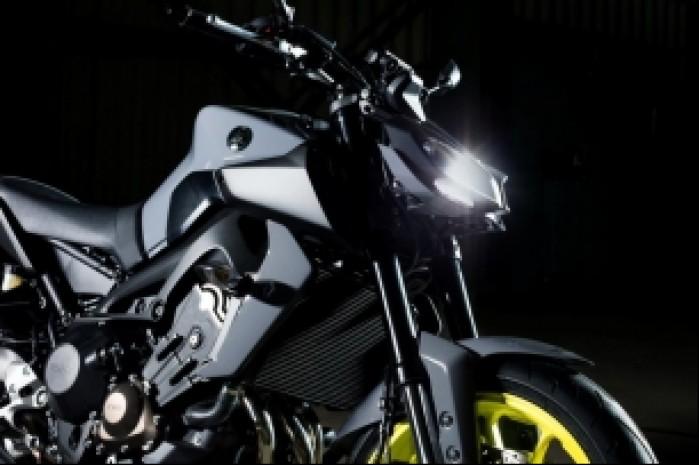 Yamaha MT 09 MY 2017 przod