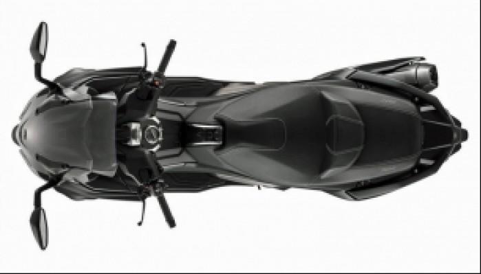 kymco ak 550 skuter