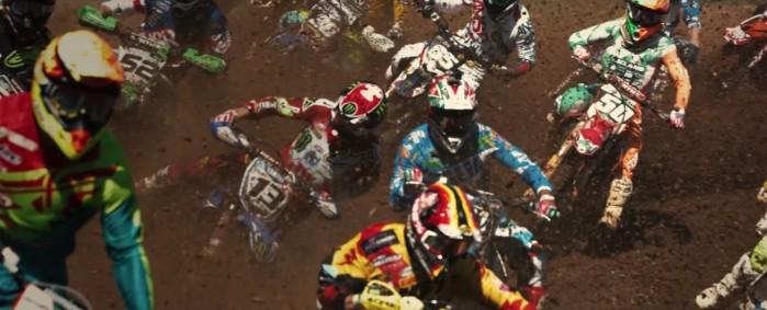 Motocross Narodow slow motion