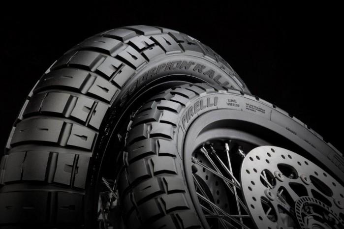 Nowe Pirelli Scorpion STR