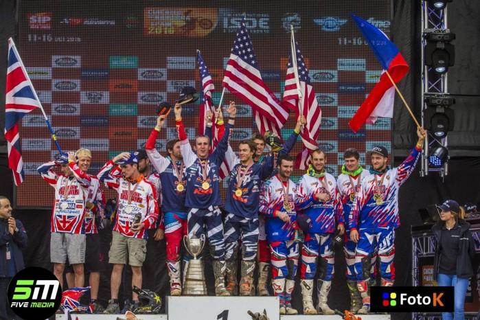 isde 2016 team america