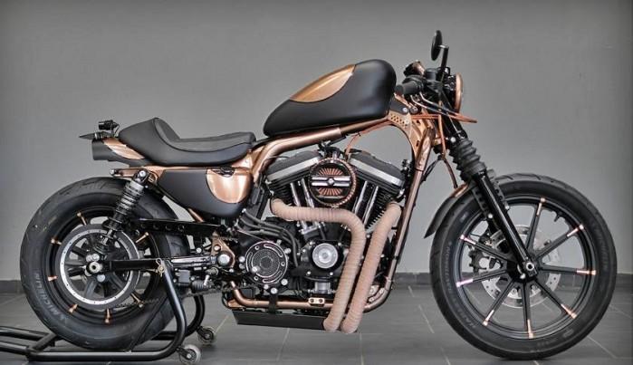Casblanca Harley Davidson Morocco
