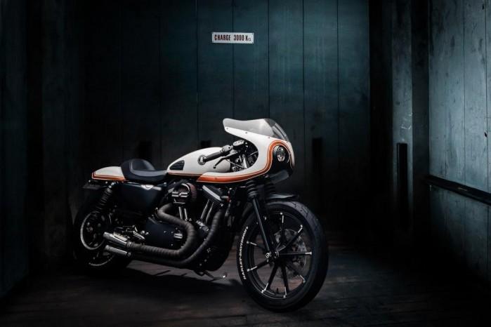 Limoges Harley Davidson France