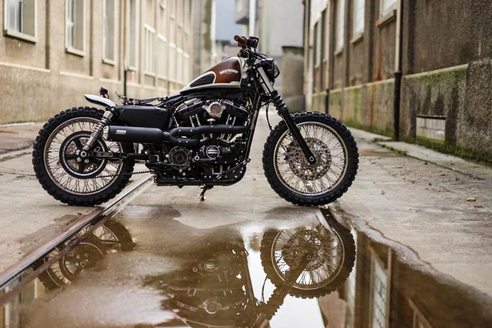 Thun Harley Davidson Switzerland