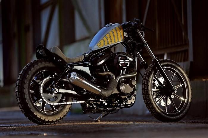 Thunderbike Harley Davidson Germany