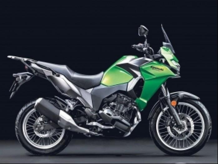 Kawasaki Versys X 300