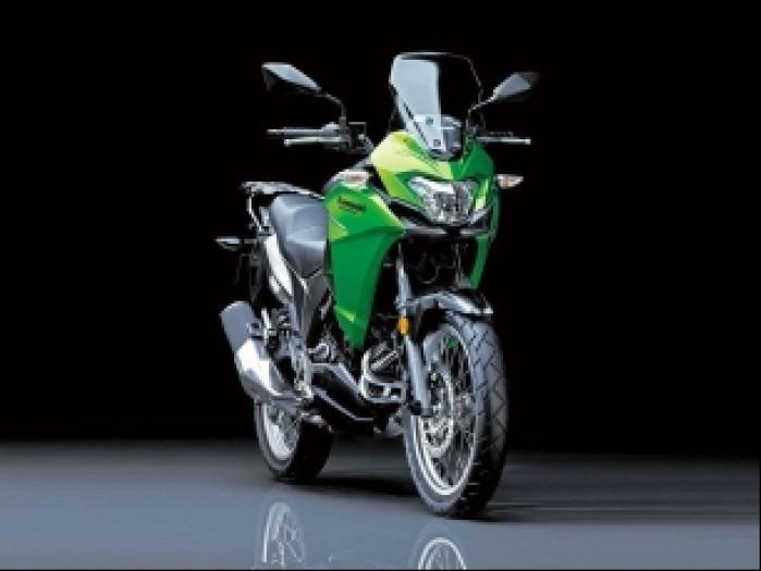 Kawasaki Versys X 300 przod