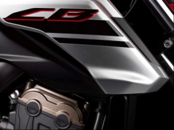 Honda CB650F 2017 08