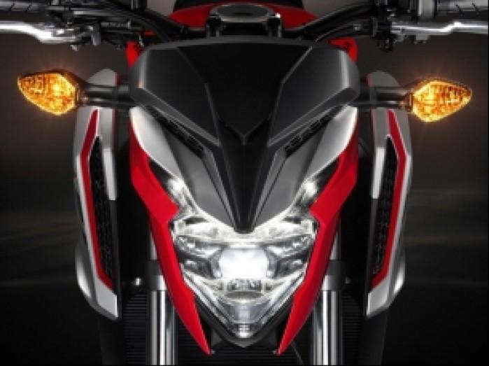 Honda CB650F 2017 23