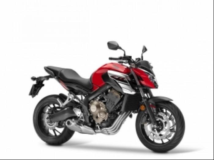 Honda CB650F 2017 29