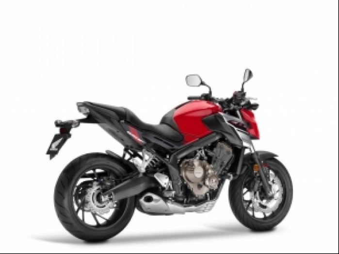 Honda CB650F 2017 30
