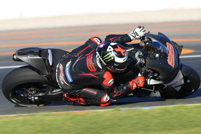 Jorge Lorenzo na Ducati