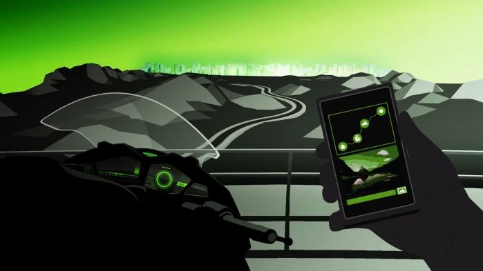Kawasaki ze sztuczna inteligencja