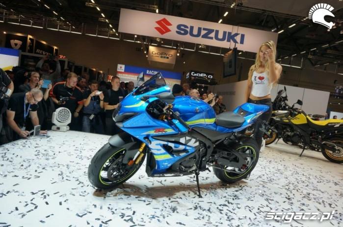 Suzuki GSX R1000 MY2017 nowy