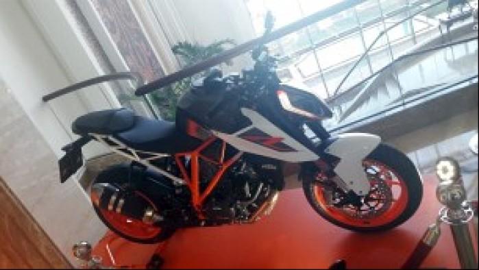 Nowy KTM 1290 Super Duke R