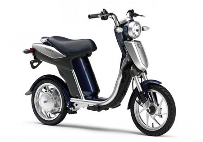 elektryczny skuter Yamahy