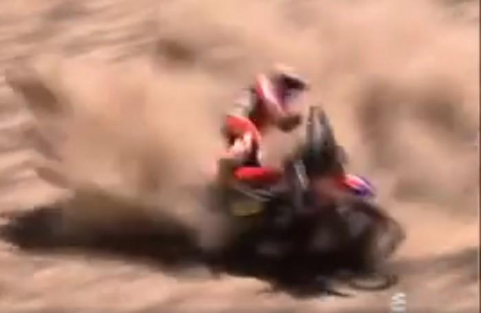 Wypadek Rajd Dakar