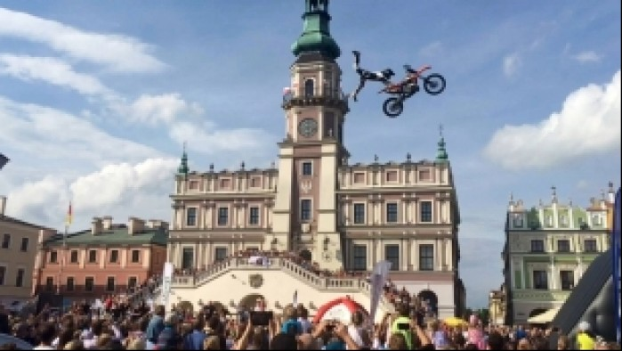 Rafal Bialy 2016 FREESTYLE MOTOCROSS