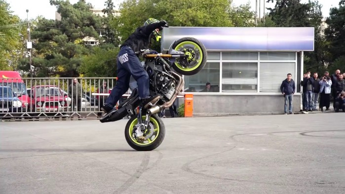 Stunter 13 Mam Talent