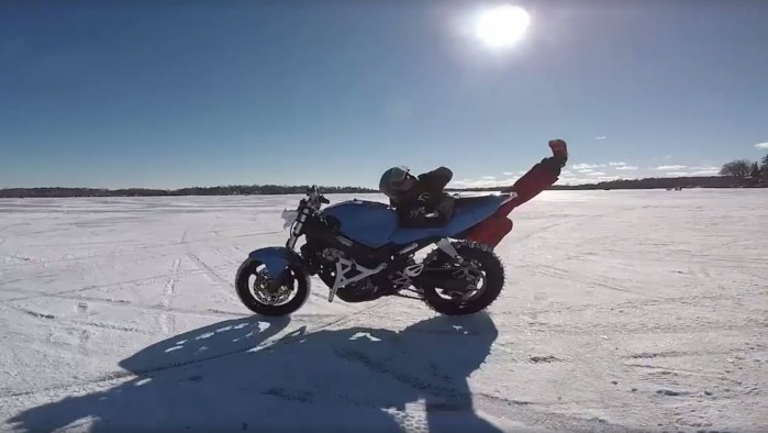 stunt winter fail