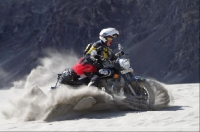 Moto Himalaya Tylko Dla Orlic