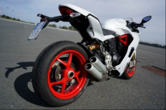 Ducati Supersport S piekno Ducati