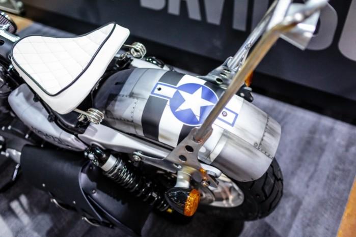Bitwa Krolow 2017 Harley Davidson Sportster Lodz blotnik