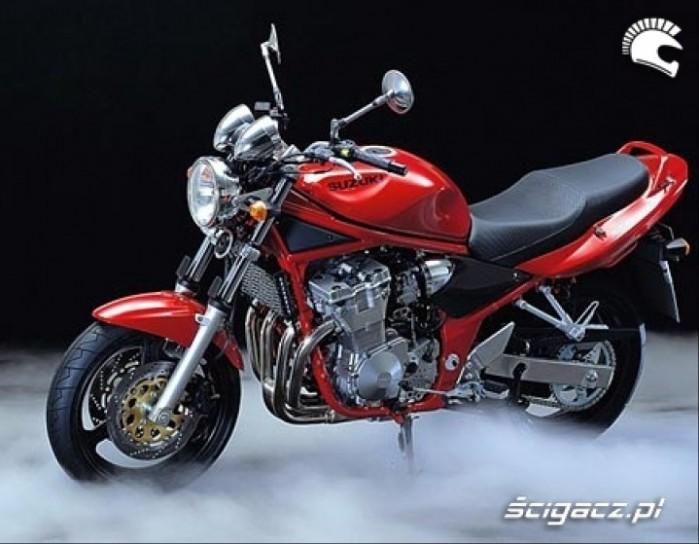 2002 Suzuki Bandit 600N