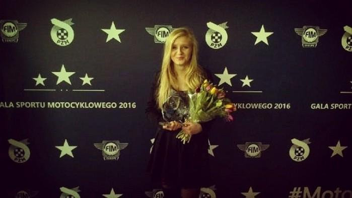 Ewelina Szkudlarek gala sportu