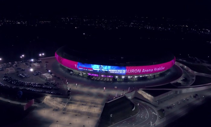 Diverse NIGHT of the JUMPs TAURON Arena Krakow 2017
