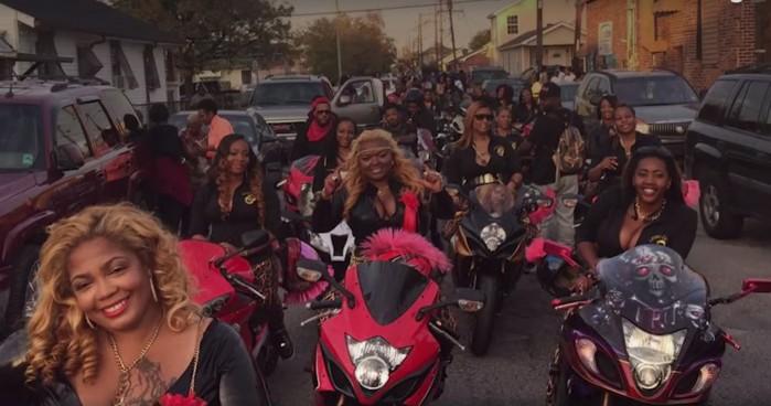 Caramel Curves MotorcycleClub