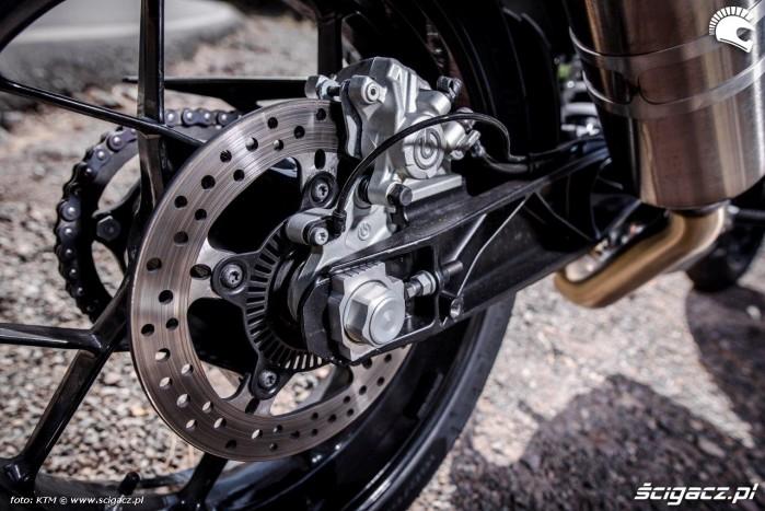Tylny hamulec Nowy KTM 690 Duke 2016
