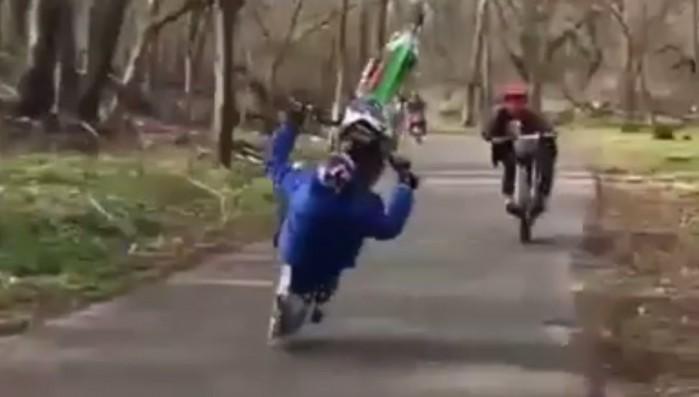 trening stuntu