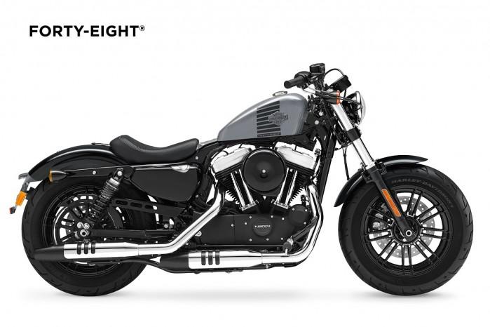 Harley Davidson Foryty Eight
