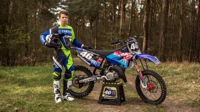 16 letni Alex Banaszak