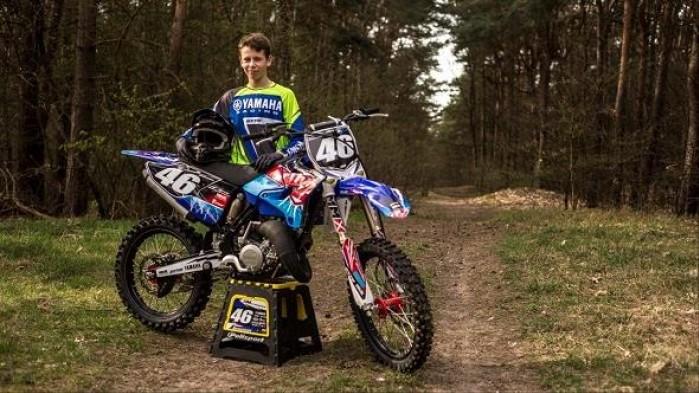 Alex Banaszak Motocross