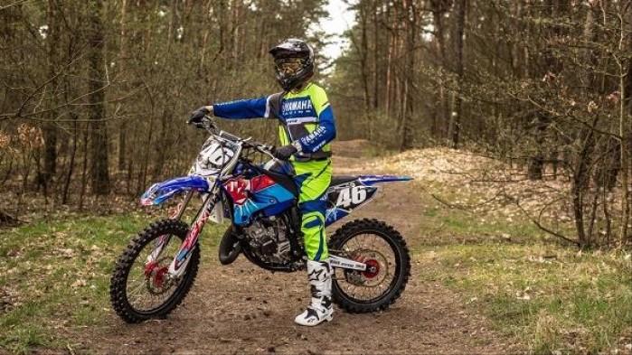 Alex Banaszak zawodnikiem Yamaha bLU cRU